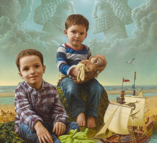 Abel and Benjamin